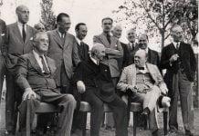 İkinci Dünya Savaşı Esnasında Görüşmeler